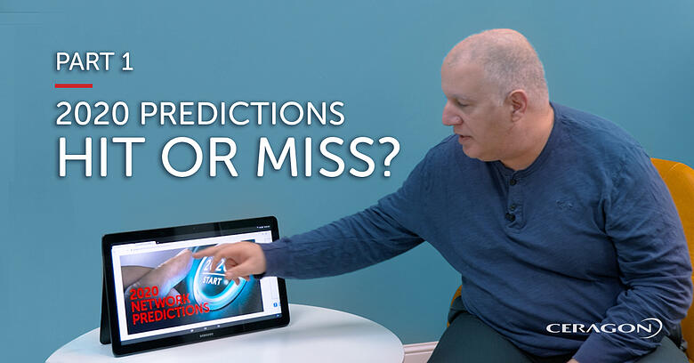 2020 predictions review – part 1 [Video]