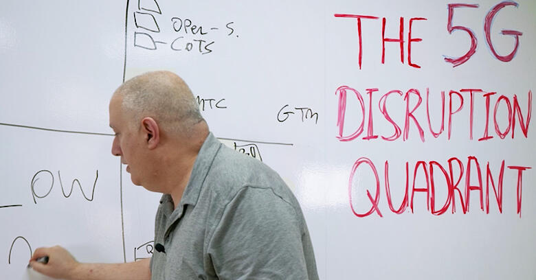 [Video] The 5G disruption quadrant