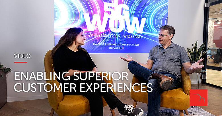 5G WOW - Enabling superior customer experiences [Video]