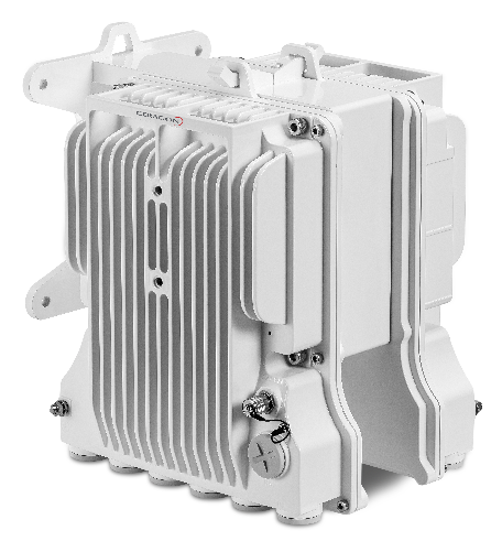 ACCELERATE 4G & 5G NETWORK ROLLOUT WITH ALL-OUTDOOR WIRELESS BACKHAUL_a4 plus direct mount all-outdoor configuration