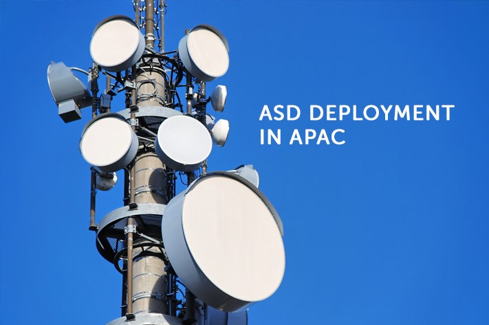 Advanced Space Diversity (ASD) in Wireless Backhaul– From Theory to Practice