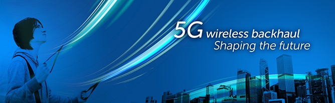What you need to know about 5G wireless backhaul