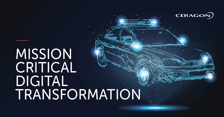 Mission-critical digital transformation - we're with you for the long haul!