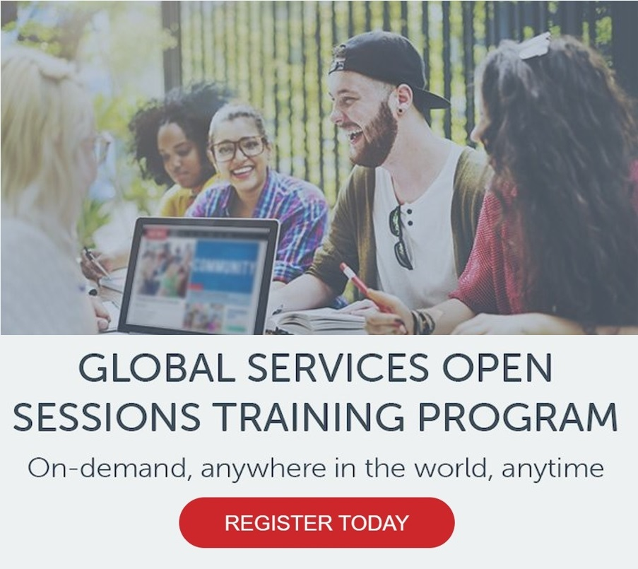 CTS Global Open Sessions