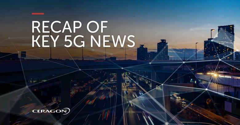 Recap of key 5G news February 2021