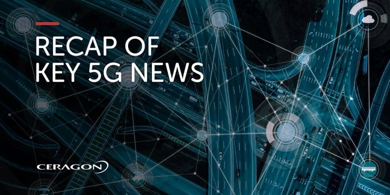Recap of key 5G news April 2021