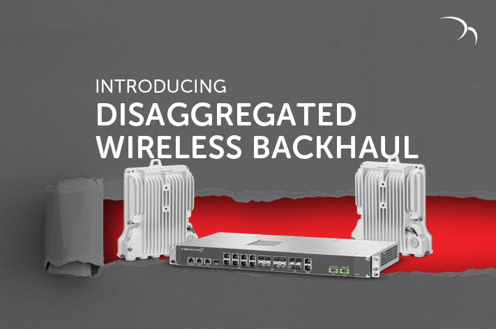 Introducing the IP-50 Platform – Disaggregated Wireless Backhaul