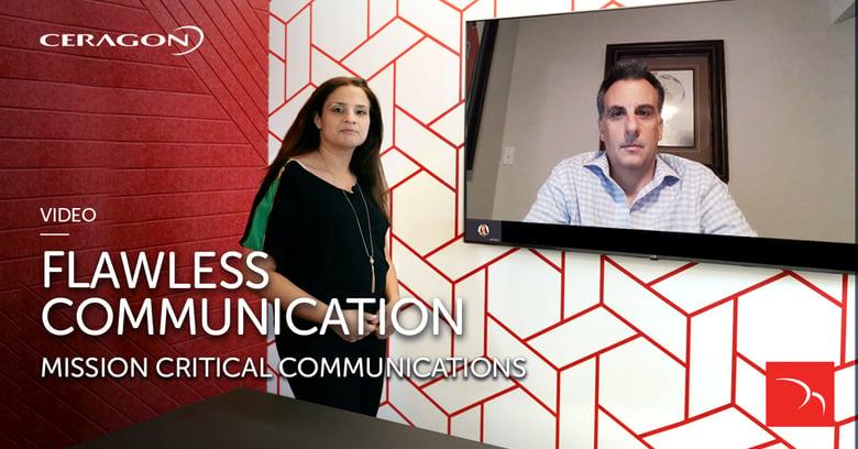 Flawless communication - Mission-critical communication