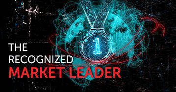 The recognized market leader