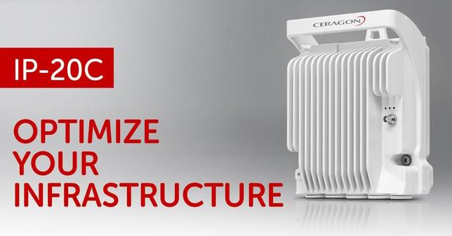 FibeAir IP-20C - optimize your infrastructure