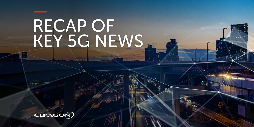 Recap of key 5G news June 2021