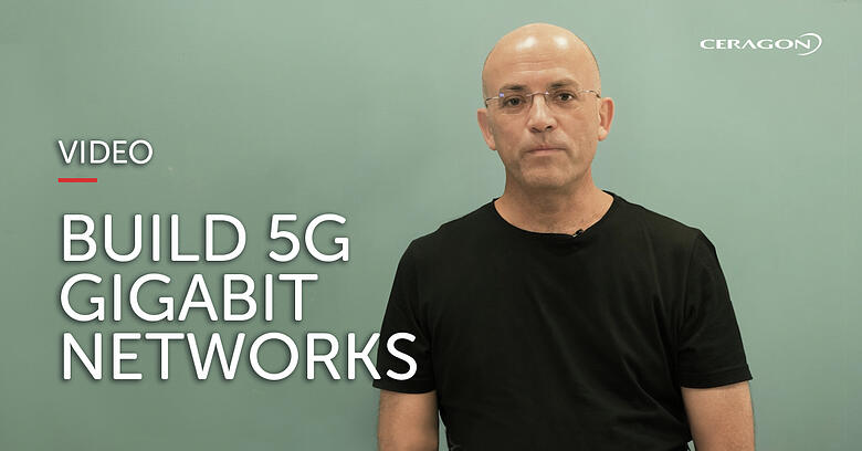 Build 5G gigabit networks quickly, at scale [Video]