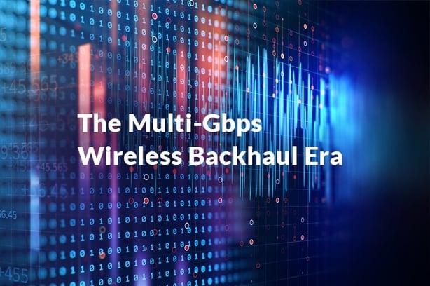 The Multi-Benefits of Multiband Wireless Backhaul