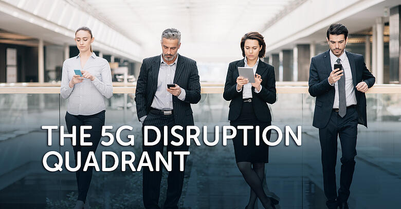 5G - Disrupting the mobile industry