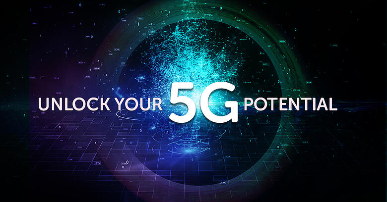 Unlock your 5G potential - Any service complexity