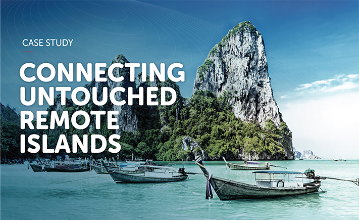 Large Mobile Operator in Southeast Asia Challenges Ceragon to Connect Untouched Remote Islands