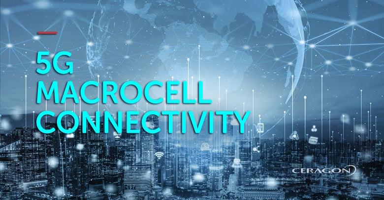 5G Macrocell Connectivity- a Flexible Approach