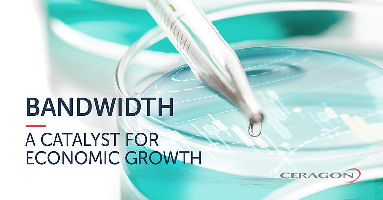 Wideband microwave regulation as catalyst for economic growth
