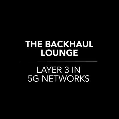 Layer 3 in 5G Networks