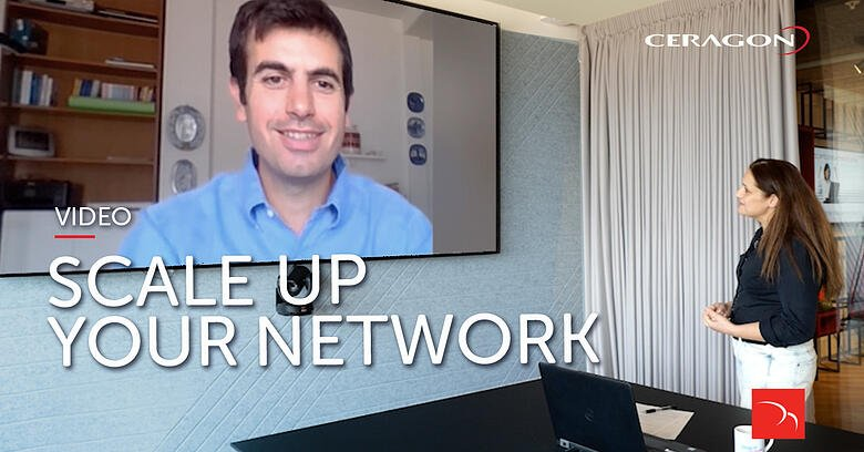 Scale up your network with Ceragon Managed services