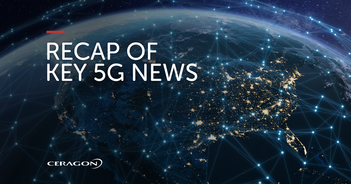 Recap of key 5G news