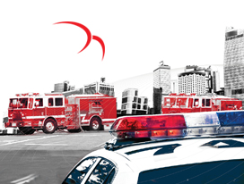 IP-20 Assured Platform Public Safety brochure