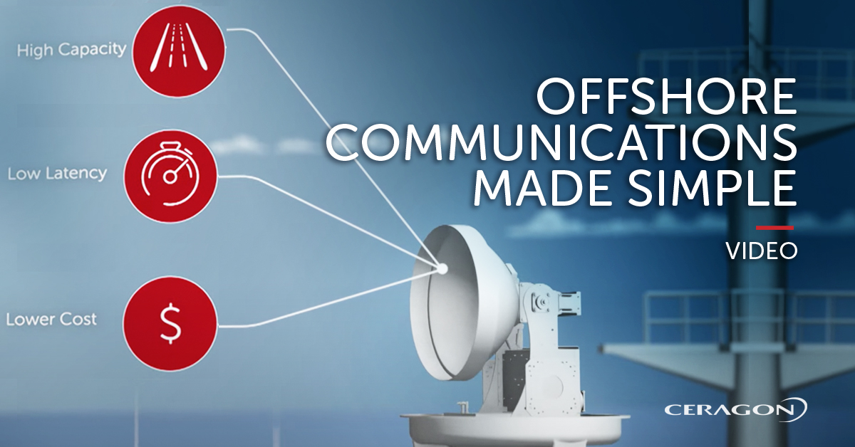 [Video] Offshore communications made simple