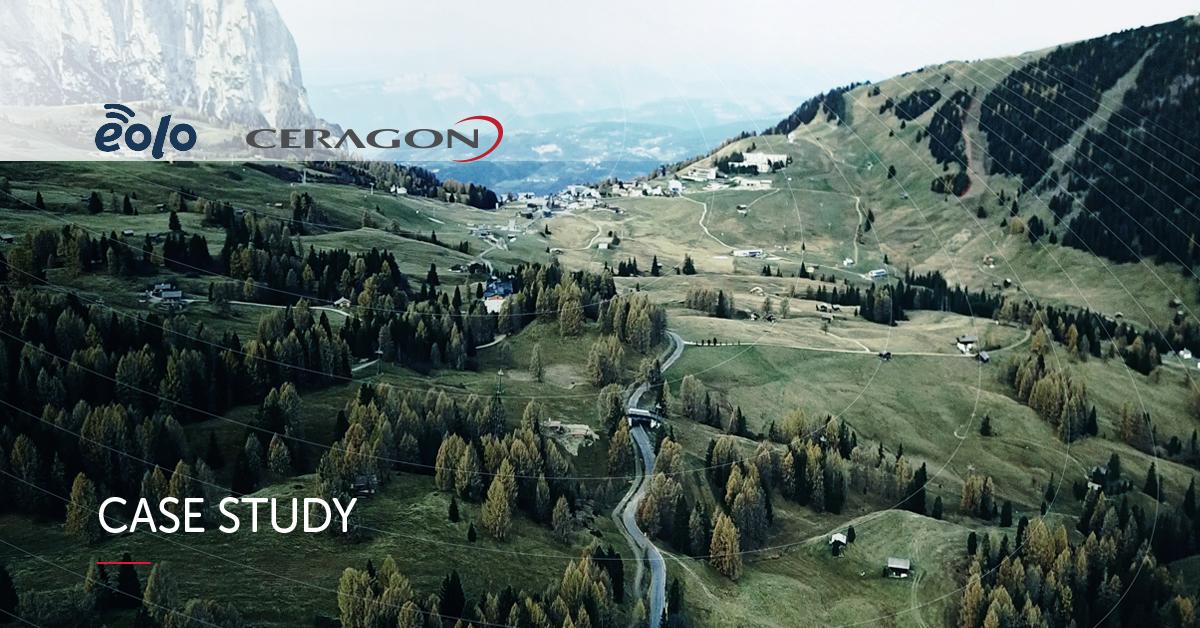 EOLO Bridges Digital Divide With CERAGON