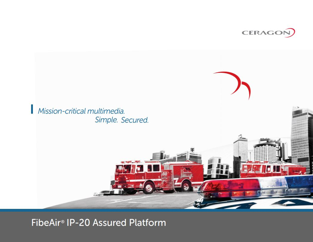 FibeAir IP-20 Assured Platform guide