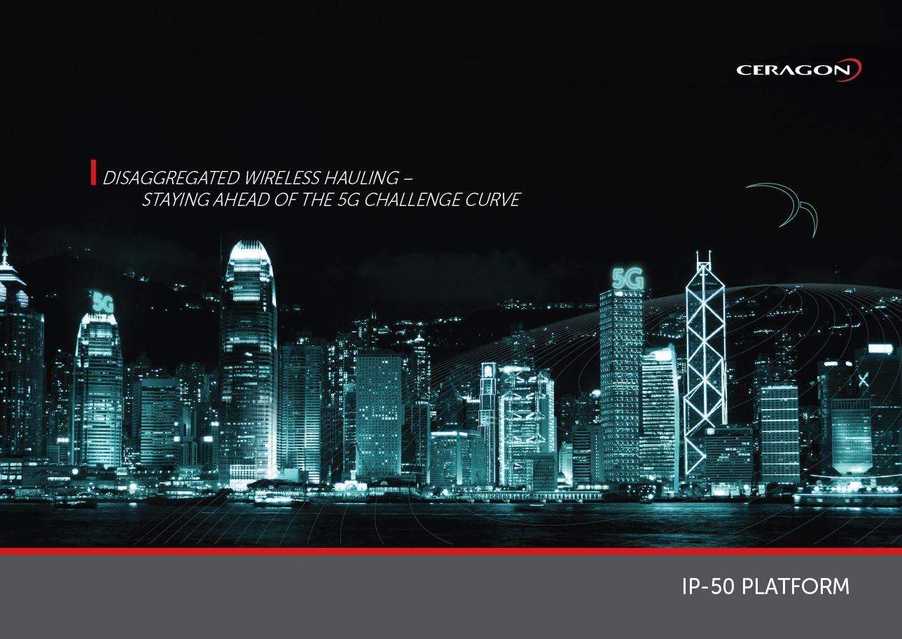 IP-50 Platform brochure
