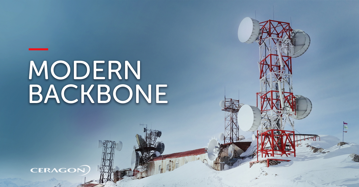 The challenge of modern wireless backbone networks