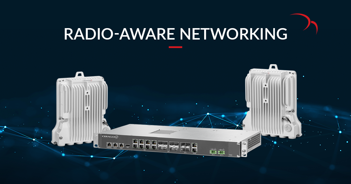 Radio-Aware Open Networking