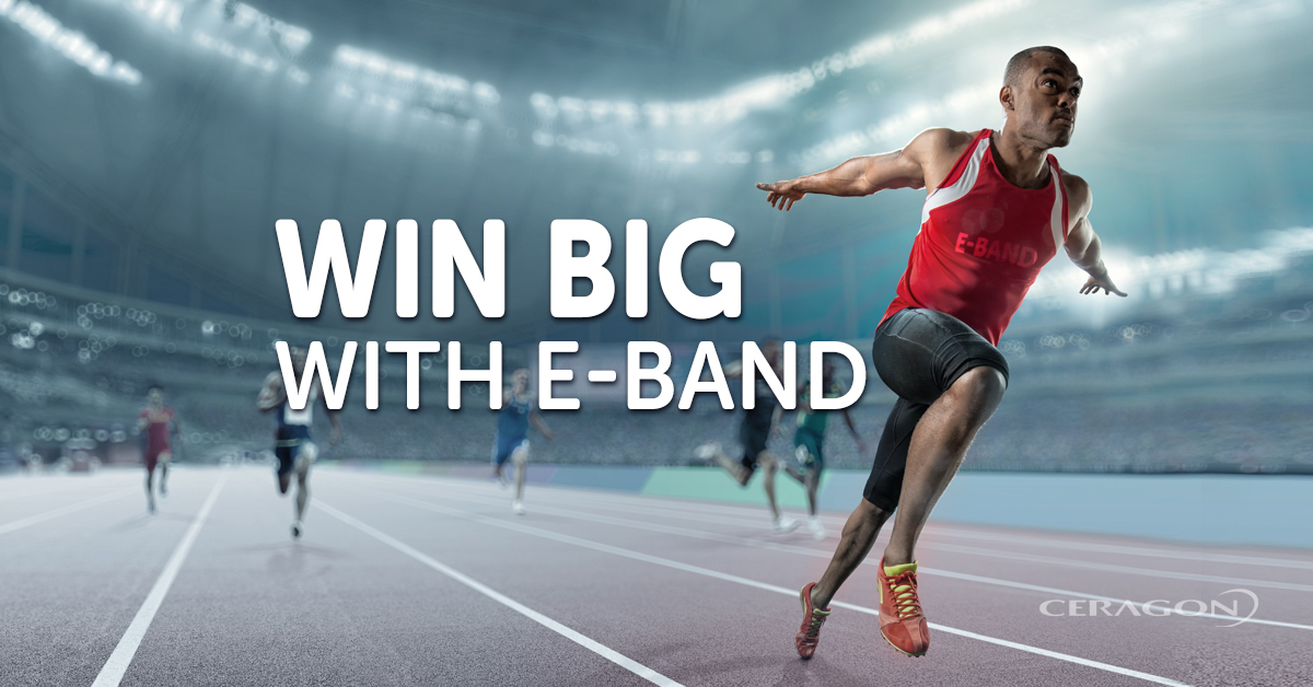 Connecting enterprises: Win big with E-Band