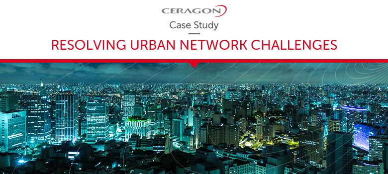 Case Study: Resolving Urban Network Challenges